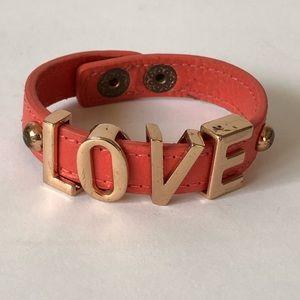 BCBG Love Bracelet